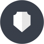 safety, safe, guard, protect, firewall, shield, security svg icon